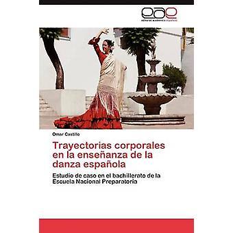 Trayectorias corporales en la enseanza de la danza espaola by Castillo Omar