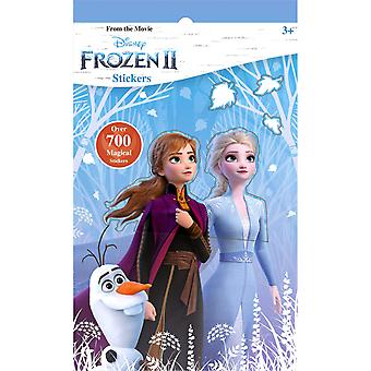 700ST Frozen Frost 2 Anna Elsa Olof Stickers Set Stickers