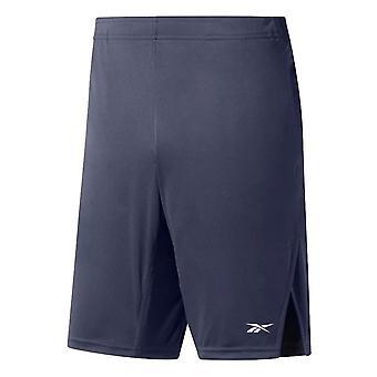 リーボックワークアウトレディコマーシャルニットショートFP9188トレーニング夏の男性ズボン