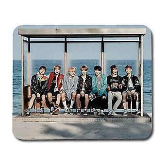 BTS Bangtan Boys Mouse Pad
