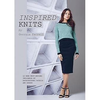 Inspired Knits - 12 HAND KNIT DESIGNS INFLUENCED BY ARCHITECTURAL DETA