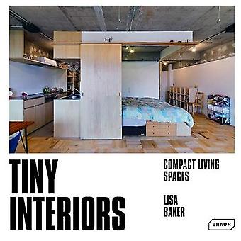 Tiny Interiors - Compact Living Spaces by Lisa Baker - 9783037682470 B