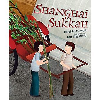 Shanghai Sukkah (Sukkot & Simchat Torah)