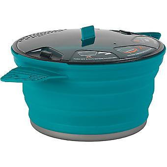 Sea to Summit X-Pot Cooking Pot 2.8 Liter - Pacific Blue