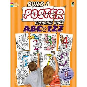 ABC & 123 by Peter Donahue - 9780486479460 Book