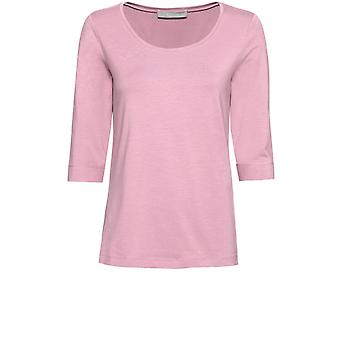 Bianca Candy Pink Jersey Top