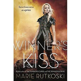 The Winner's Kiss by Marie Rutkoski - 9781250104434 Book