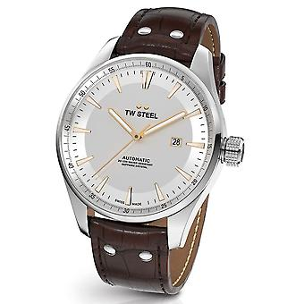 TW Steel Swiss automatic mens watch 45 mm ACE322 ancient Aternus