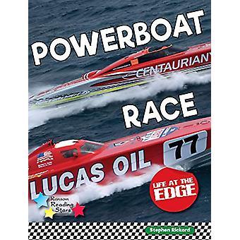 321 Go! Powerboat Race - 9781785918384 Book