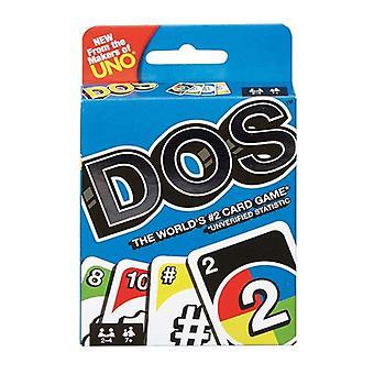 Board game Uno Dos Mattel