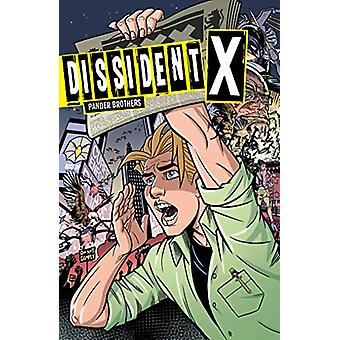 Dissident X by Arnold Pander - 9781506711836 Book