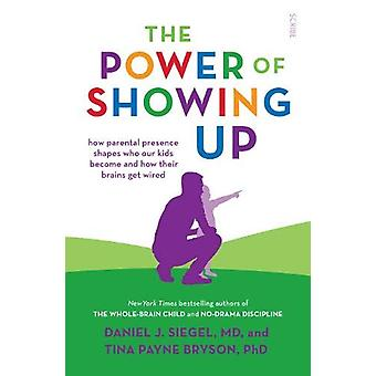 The Power of Showing Up - how parental presence shapes who our kids be