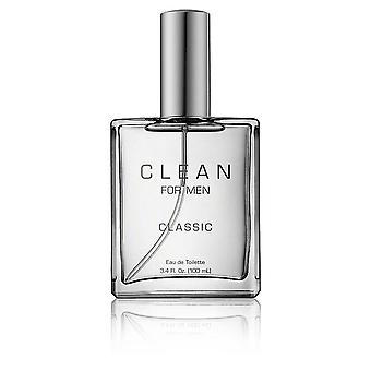 Clean - For Men Classic - Eau De Toilette - 60ML