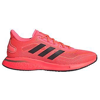 אדידס סופרנובה נשים נשים מאמן ריצה נעל ורוד / שחור