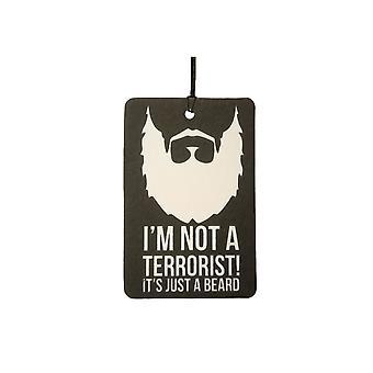 I'm Not A Terrorist Car Air Freshener