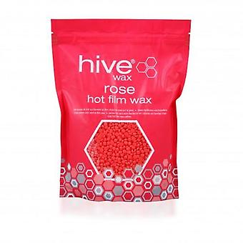 Hive rose gorący film wosk 700g