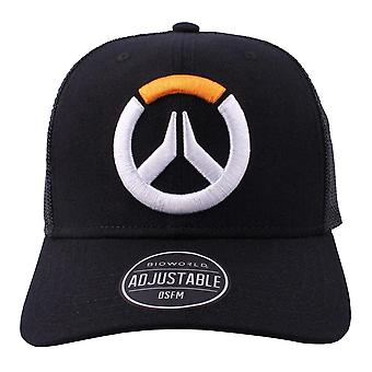 Overwatch, trucker Cap-Black