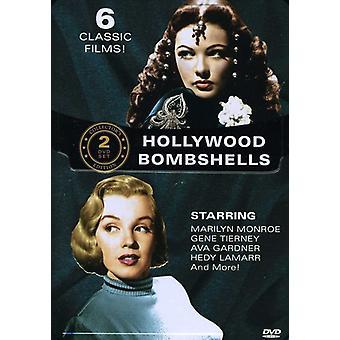 Hollywood Bombshells [DVD] USA import