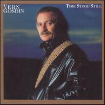 Vern Gosdin - Time Stood Still [CD] USA import