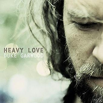 Duke Garwood - Heavy Love [Vinyl] USA import