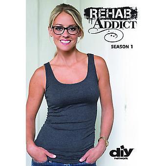 Rehab Addict: Season 1 [DVD] USA import