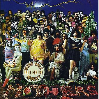 Frank Zappa - We're Only in It for the Money [CD] USA import