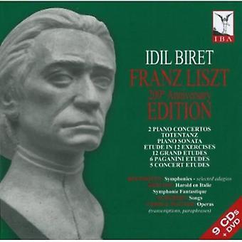 F. Liszt - Liszt 200th Anniversary Edition Box Set [CD] USA import