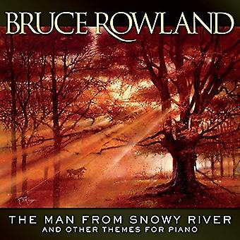Bruce Rowland - Man From Snowy River [CD] USA import