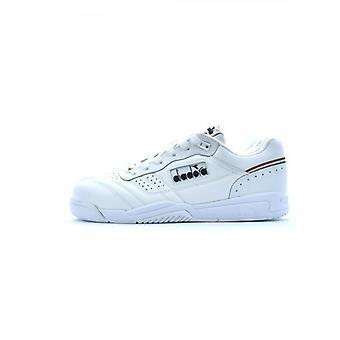 Diadora Action White Leather Sneaker