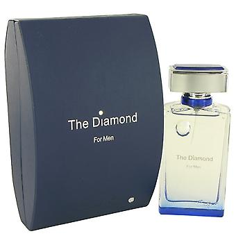 De diamant door Cindy C. Eau De Parfum Spray 3.4 oz/100 ml (mannen)