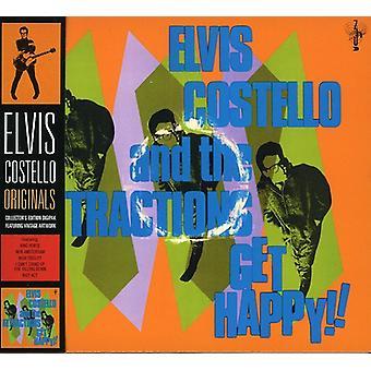 Elvis Costello - Get Happy!! [CD] USA import