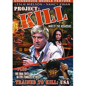 Progetto: Uccidere (1976) / addestrato per uccidere: Stati Uniti d'America (1973) [DVD] Stati Uniti importare