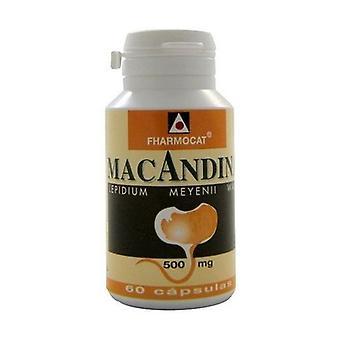 Andean Maca 60 capsules of 610mg