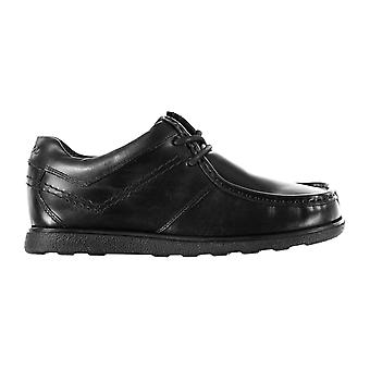 Kangol Waltham Lace Up Junior Shoes