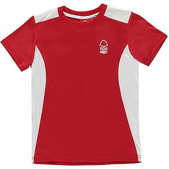 Source Lab Lab Nottingham Forest Football Club Poly T Shirt Mens