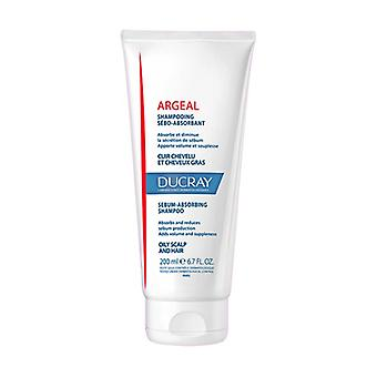 Argeal Sebum-Absorbent Treatment Shampoo 200 ml of cream