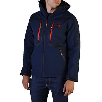 Geographical norway men's zip fastening bomber jacket