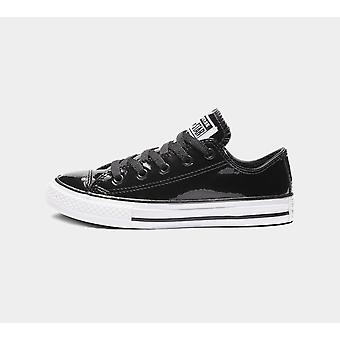 Converse Ctas Ox 662319C Black Girls Chaussures Bottes