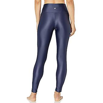Core 10 Women's Plus Size Icon Series Liquid Shine High Waist Yoga Legging - ...