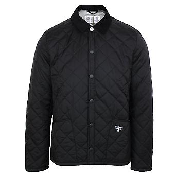 Barbour beacon men's black starling jacket