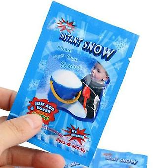 Kunstig snøflak Magic Instant Snow Powder For Festival Frozen Party