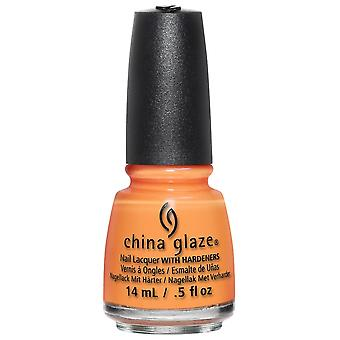 China Glaze Nail Polish Collection - None Of Your Risky Business 14mL (83546)