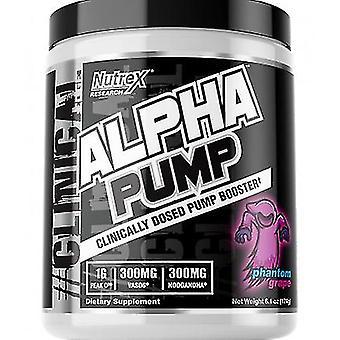 Nutrex Alpha Pump Phantom 176 gr