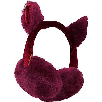 Barts Sniga Earmuffs in Cherry