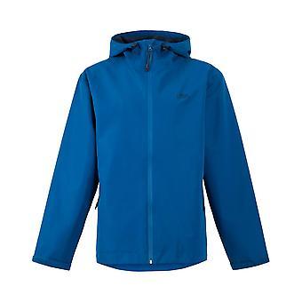Lagan chaqueta impermeable alférez azul