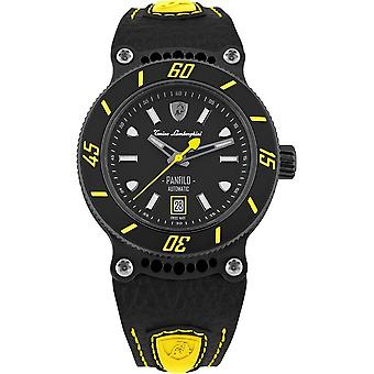 Tonino Lamborghini - Wristwatch - Men - PANFILO - yellow - TLF-T03-5
