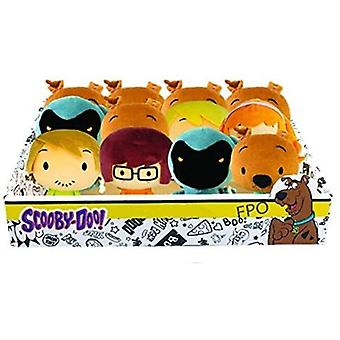 Scooby doo classic - 4'' plush w/ clip-on in cdu
