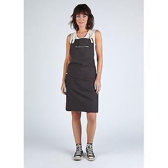 The #9004 carpenter apron - faded black