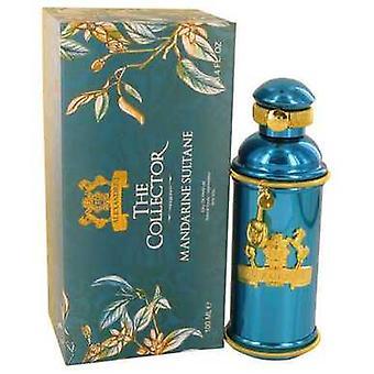 Mandarine Sultane de Alexandre J EAU de Parfum Spray 3,4 oz (femei) V728-538154