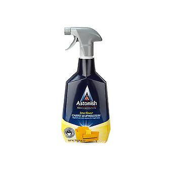 Astonish Produkter Premium Edition Carpet / Klädsel Cleaner C6720